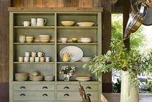 Kitchen Ideas / by Sue Staum