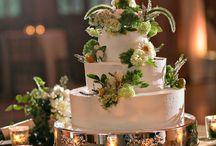 Wedding cake & cup cake / by Noshin.