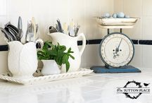 Decor / Decor ideas for all of the house / by Jennifer Gouge