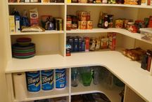 Home Organizing Ideas / by Mari Rabadan