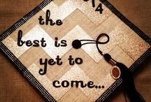 Graduation caps / by Rebecca Thrash