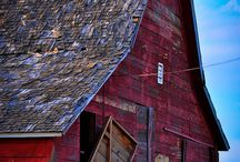 Barns / by Marsha Garrison