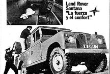 Metalurgica de Santa Ana / Santana built Land-Rover CKD kits in Spain and then started their own designs, some parts of which were exported back to Solihull. / by Pegasus Parts