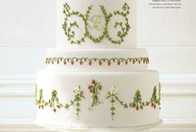 Carolina Inn -Classic and Unusual Wedding Cakes / by Elizabeth Rubio