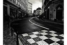 Black & White / by Amanda Barton-Roden
