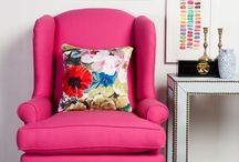 SheKnows Pink Accents / From earrings to end tables, these are our favorite Pinterest finds in one of our favorite colors... pink! / by SheKnows