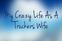 Truckers wife ☺️ / by Mary Steffy