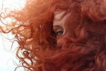redhead / Lots of positive images of redheads here, I've tried not to pick too many 'model' images but lots of beautiful natural people and a big thumbs-up to my fellow redhead and gorgeous nephew Isaac xx / by Moozle