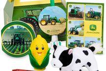 Farm Party Ideas / John Deere or Construction theme / by Maggie Garrett