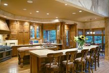 Fabulous Kitchen Designs / by House Plans by The House Designers