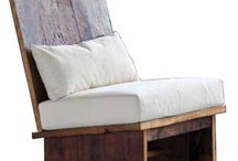 Seating / Whether you're decking out your dining room, living room or just adding extra seating throughout your home, check out our top options for unique and rustic seating! / by High Camp Home (HCH)