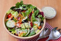 Salads / by Gem
