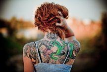Tattoos / by Vanessa Vargas