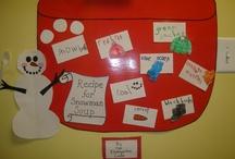 School Bulletin Boards / by Wanda Chadwick Furlong
