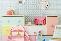 Kids rooms / by Niki Angelopoulos