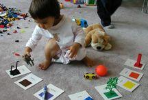 Montessori Teaching Ideas / by Shana Kositsky