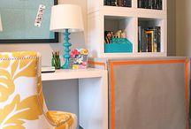 Office playroom / by Adrienne Vargas