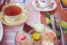 High tea / by SafariLove