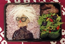 Bento Boxes and Other Cute Food / by Holly Murdock