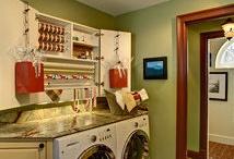 laundry room / by Lynn Sharon