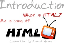 Learn HTML in 30 Mins. & 5 Lessons / by Ahmad Awais