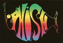 Phish / by SetListTees .com