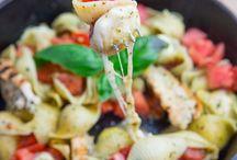 Italian Recipes / by Julie Oertell