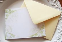 Stationery Gifts / by Carey @ Lasso'd Moon Wedding Invitations