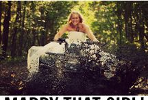 Country Girl Weddings / All the best ideas for the perfect Country Girl Wedding.  #CountryGirl #Weddings #CountryMusic #SouthernGal / by Country Girl