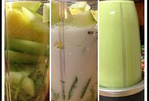 Nutribullet Smoothies / by Amanda Lazaro