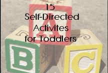 Kid Activities / by T S