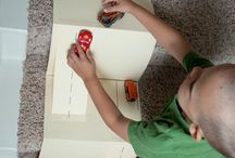 Kids' Activities / by Samantha Kemp-Jackson