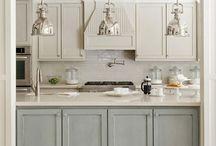 Kitchens / by Cristina @Remodelando la Casa
