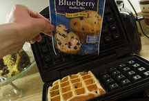 Waffle Maker Delights / by Diane Willis