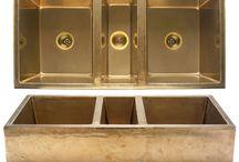 ARI   GOLD / by Andrea Rodman Interiors