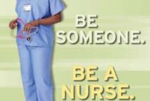 Becoming a NURSE! / by Meredith Farris