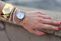 Timex Arm Party / by Polly Klidaras