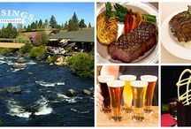 Dining in Bend Oregon / by The Riverhouse Hotel
