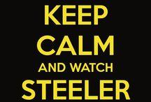 Steelers!!!!! / by Rachael Gamble