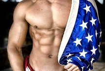 American Hunks / by Beautiful & Gorgeous Naked Men