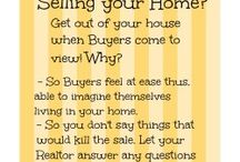 Real Estate Tips / by Kristie Martinelli - Fine Bay Area Living