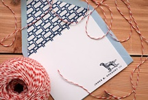Stationery / by Suellen Gregory