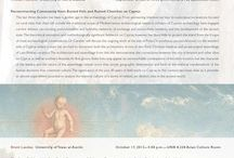 Lecture Series / by UT Middle Eastern Studies