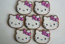 Hello Kitty Party Ideas / by Cori Fetters
