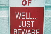 Street Sign Funnies / Street Sign Funnies / by Jody Prunier