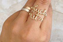 Jewelry  / by Heidi Harman