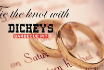Dickey's Caters / Dickey's wants to cater your next event. We cater any event, any size. Call your local store or 1-866-BARBECUE today. / by Dickey's Barbecue Pit