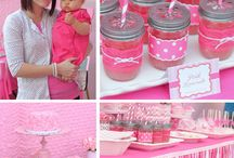 Girly Party Ideas! / by Melinda Yeh