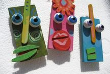 Wood Projects / by Kathy Barbro