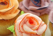CUPCAKES  / Recipe and decorations etc / by Christina Nilsson